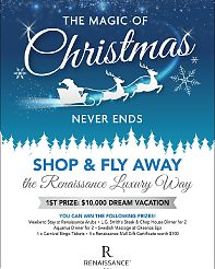 Shop & Fly Away
